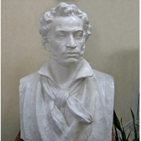 Bust in  Воркута (Russia, 1982)