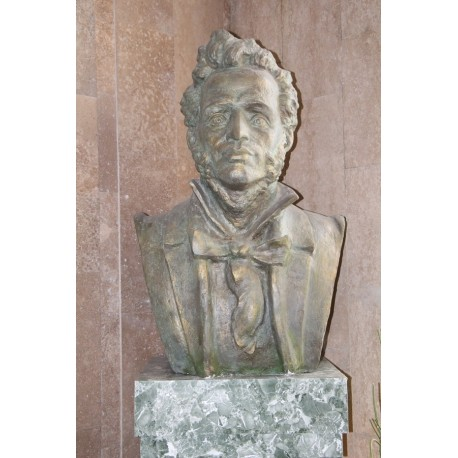 Bust in Омск (Russia, ?)
