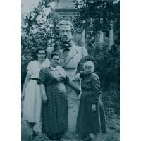 Бюст в г. Омск (Россия, 1940-е)