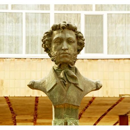 Bust in Каменка (Ukraine, 1988)