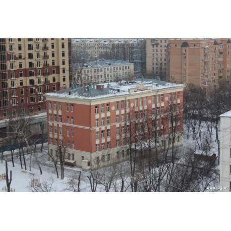Фасадный в г. Москва (Россия, 1957)