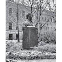 Bust in Витебск (Беларусь, 1952)