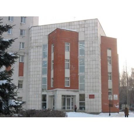 Центральная городская библиотека имени А.С.Пушкина, г. Кстово (Россия)
