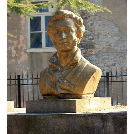 Bust in Ленингори (Южная Осетия, ?)