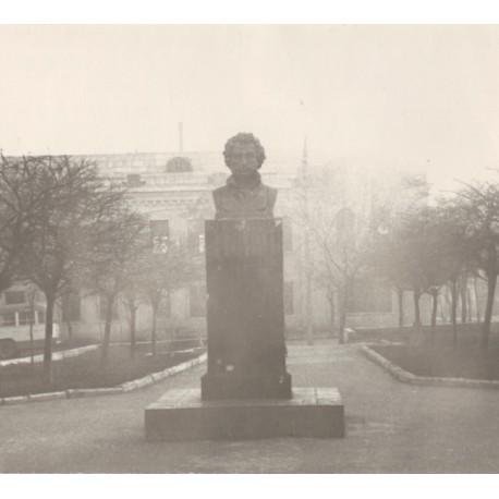 Бюст в г.Мариуполь (Украина, 1949-1980-е)